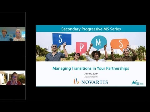 SPMS Webinar IV Managing Transitions in Your Partnership