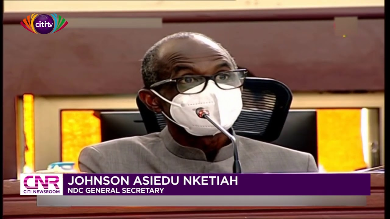 Download Election Petition: Supreme Court strikes out portions of Asiedu Nketia's statement | Citi Newsroom
