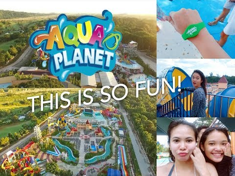 LARGEST WATER PARK IN ASIA (AQUA PLANET)-Clark Freeport Zone, Angeles City Pampanga