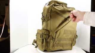 Red Rock Response Backpack Review