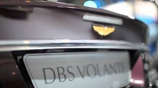 Aston Martin Dragon 88 Limited Edition Videos