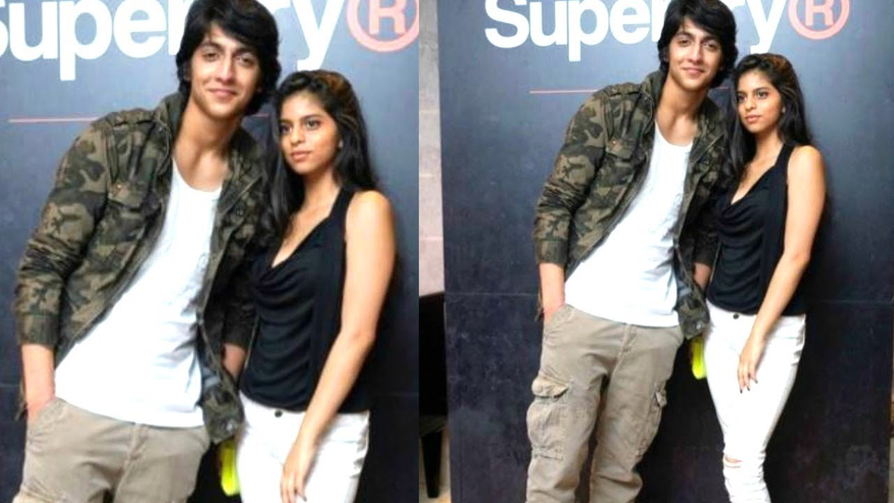 Image result for suhana khan with boyfriend