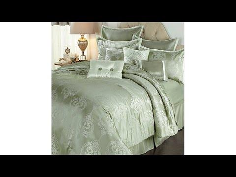 Highgate Manor Chandelier 20piece Comforter Set  Light G...