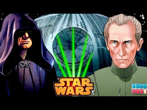 Why Tarkin Didn't Use the Death Star to Overthrow Palpatine and Become Emperor