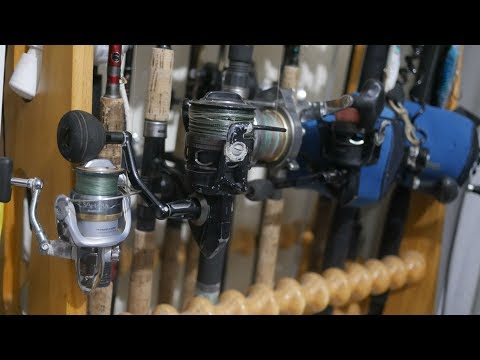 Key West Kayak Fishing - Rod And Reel Arsenal