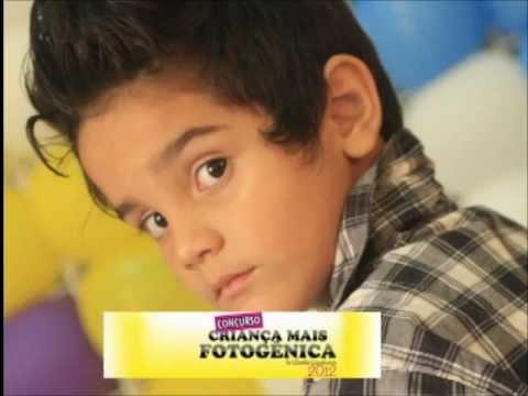 Concurso Criança Mais Fotogênica 2012 - Desiree Soares - Julie Bicas e Claudia Cavalcante