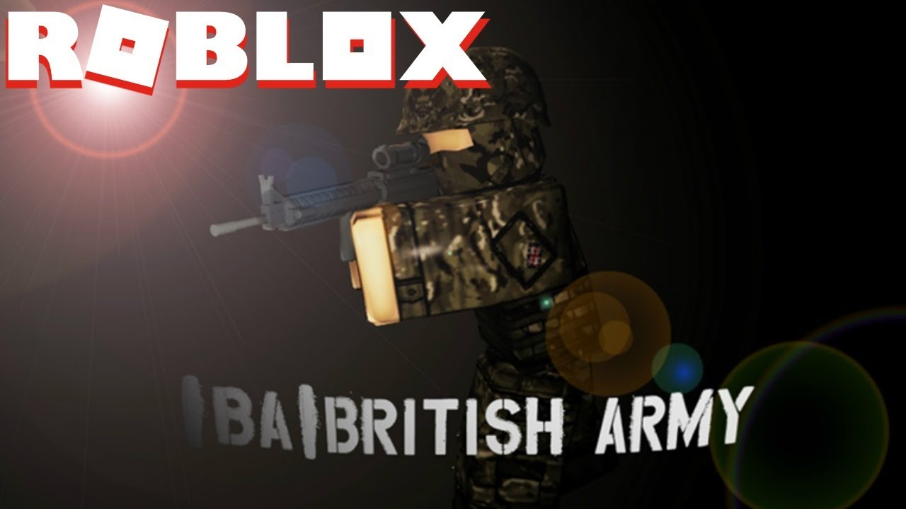Ba British Army Roblox Discord How To Get Free Robux Roblox Sandhurst Military Academy Aac Training By Reggadgaming