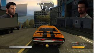 Driver : San Francisco Gameplay - ch 2 # Eyes on the city