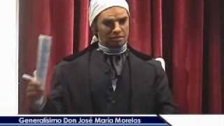 GENEREALISIMO JOSE MARIA MORELOS Y PAVON en su casa natal