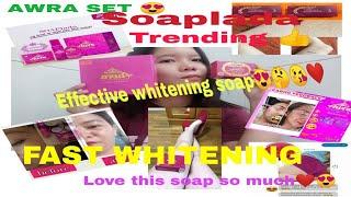 Trending Soaplada Soap Fast Whitening Honest Review 😍❤️