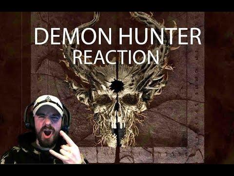 Reaction - Demon Hunter Ash