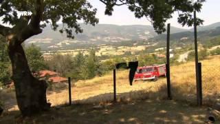 ESEPA - Alarm am Olymp - Deutsche Feuerwehrleute in Griechenland