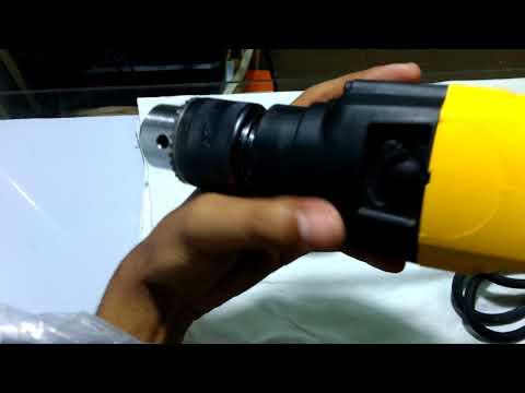 "Review Dewalt DW511 VSR Hammer Drill 1/2"" (13mm)"