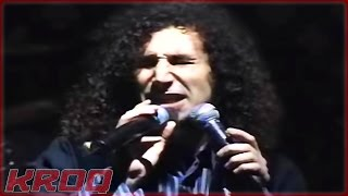 System Of A Down - B.Y.O.B. live【KROQ AAChristmas   60fps】