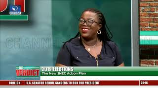 General Elections: The New INEC Action Plan Pt.1 |The Verdict|