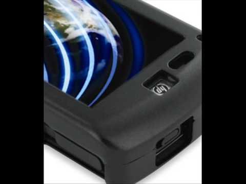 PDair Aluminum Metal Case for HP iPAQ Data Messenger (Black)