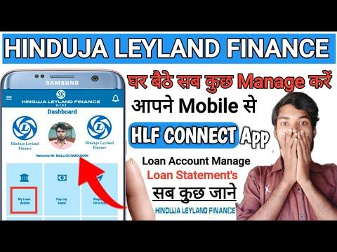 HLF Connect App Keyse Registration Kare | Hinduja Leyland Finance App Use | Hlf Connect App |