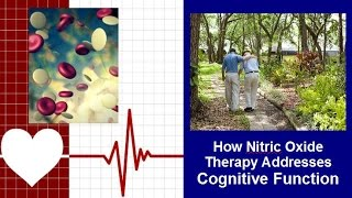 How Nitric Oxide Therapy Addresses Cognitive Function