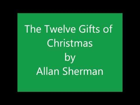 The Twelve Gifts of Christmas  Allan Sherman