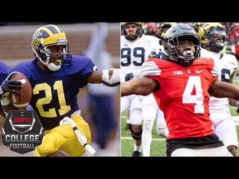 Michigan vs. Ohio State: Best rivalry games | NCAA Football
