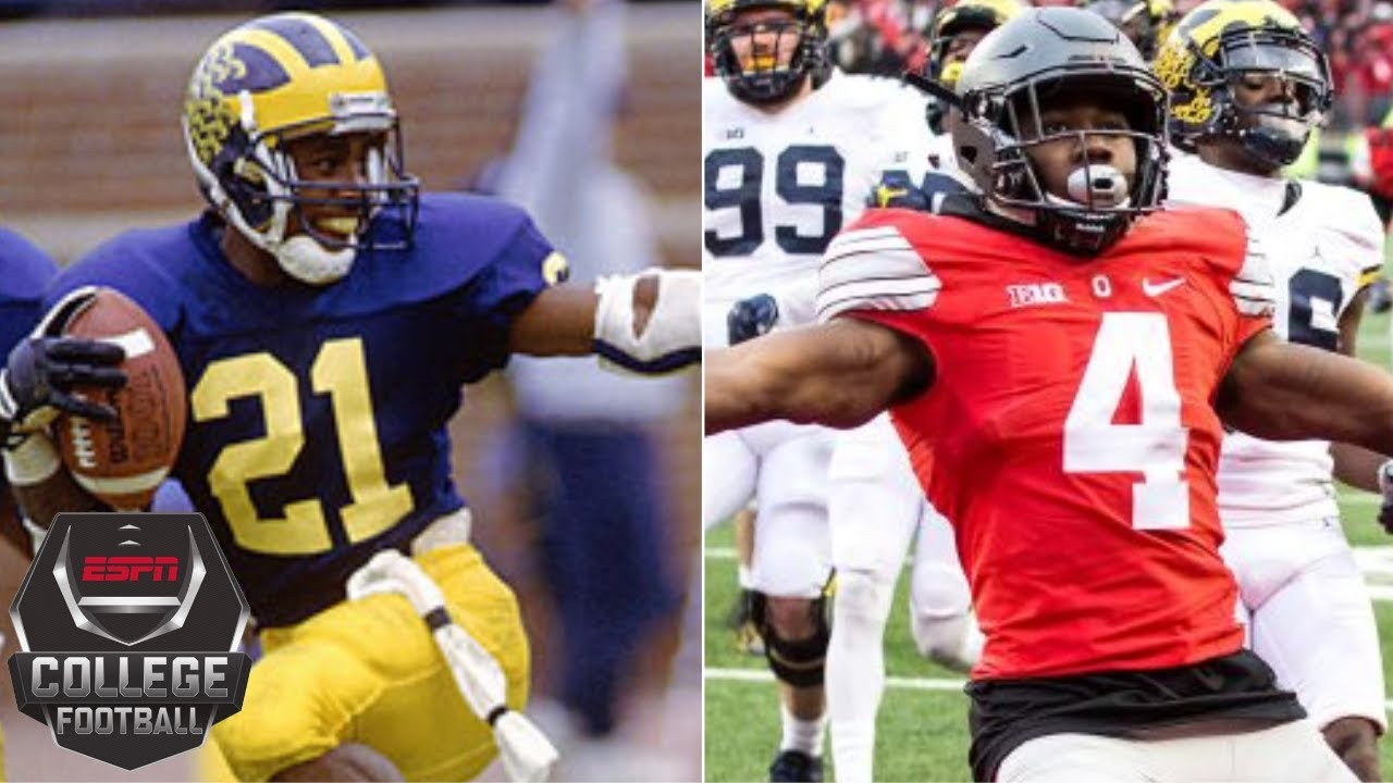 Michigan Vs Ohio State Best Rivalry Games Ncaa Football Classics