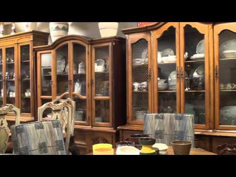 East Lynn Antiques Cabinet Sale