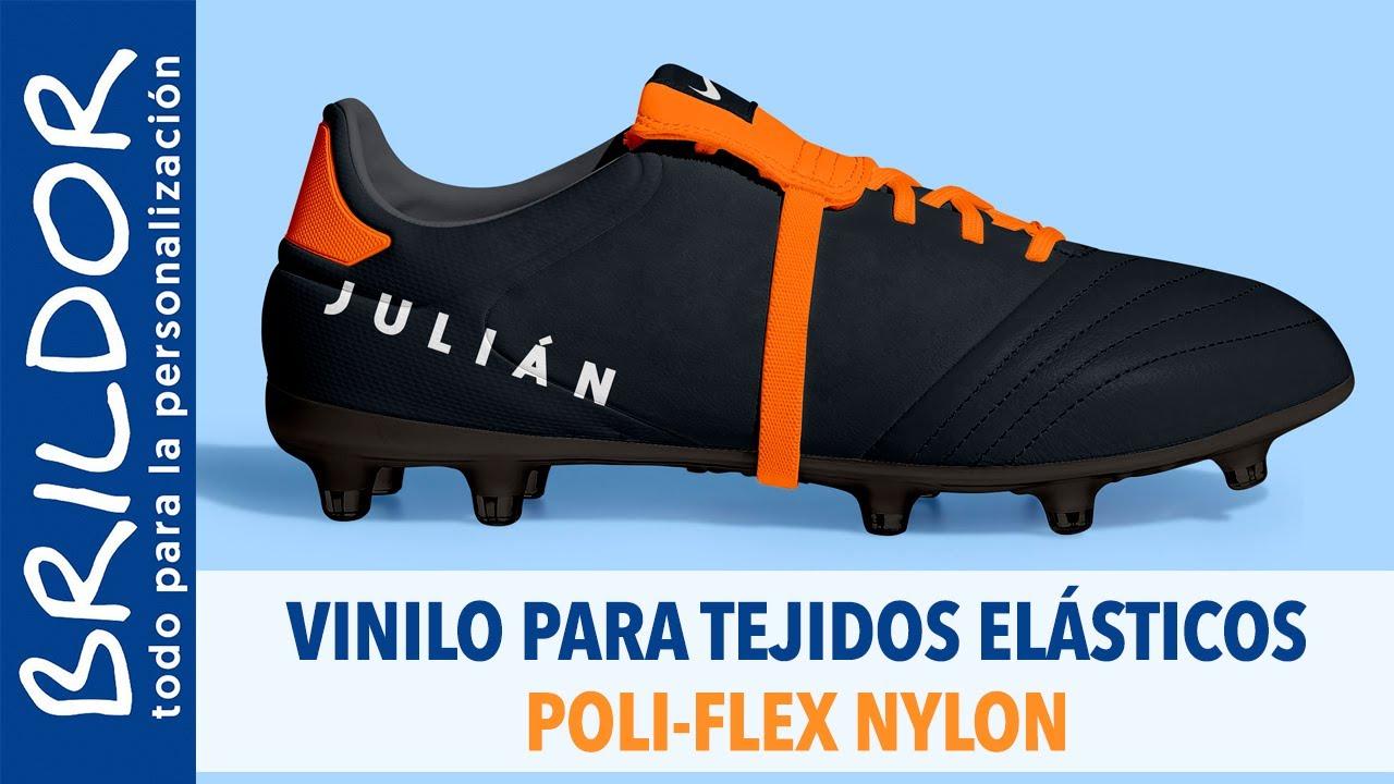 Personalizar botas de fútbol con vinilo - YouTube 1794a7073c7f8