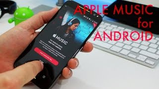 Apple Music on Android: Setup tour and first impressions(, 2015-11-10T23:47:57.000Z)