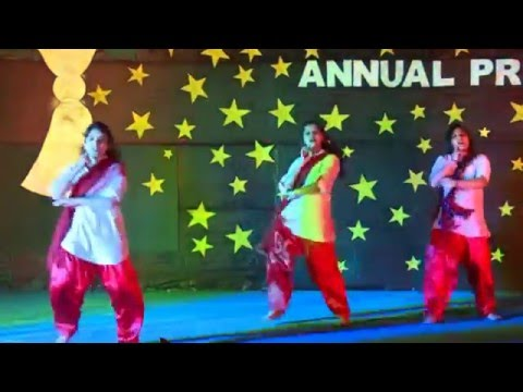 Wonderful Dance Performance_ANNUAL PRIZE DAY –LAURELS -2015-16