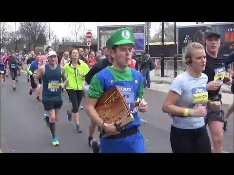 Manchester Marathon 2018