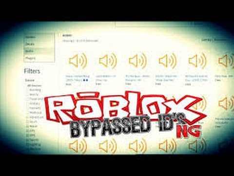 BYPASSED AND RARE CODES ROBLOX ID (cσdєѕ ín díѕc)