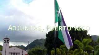 Adjuntas, Puerto Rico |Bandera |Flag