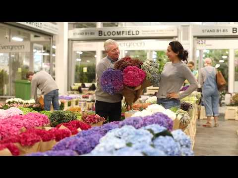 The Flower Market Behind Every Great Florist | New Covent Garden Market