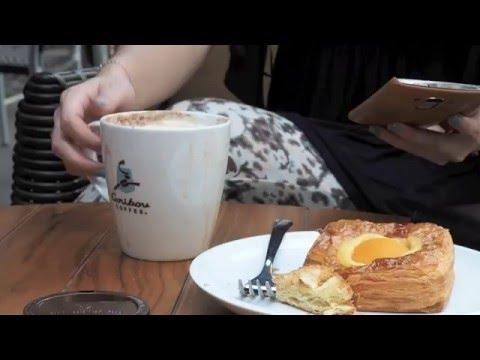 Now OPEN: Caribou Coffee from Minnesota US Now in Senopati, Jakarta