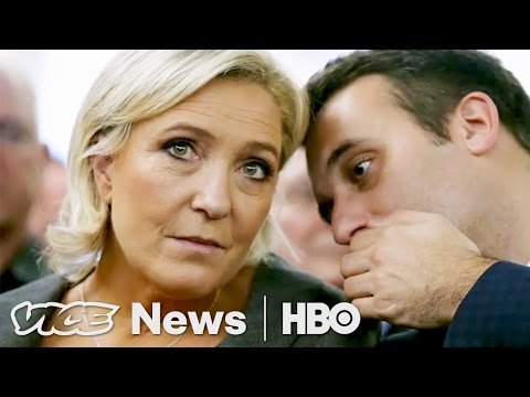 Marine Le Pen Profile & Inside the Freedom Caucus: VICE News Tonight (HBO)