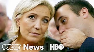 Marine Le Pen Profile & Inside the Freedom Caucus  VICE News Tonight (HBO)