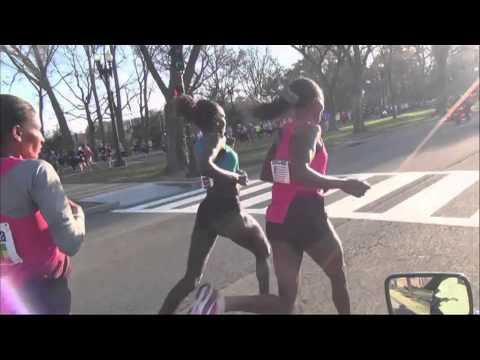 2014 Credit Union Cherry Blossom Ten Mile Run from RUNNING Broadcast Series