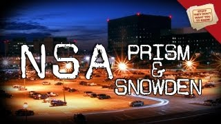 The NSA: PRISM and Snowden thumbnail