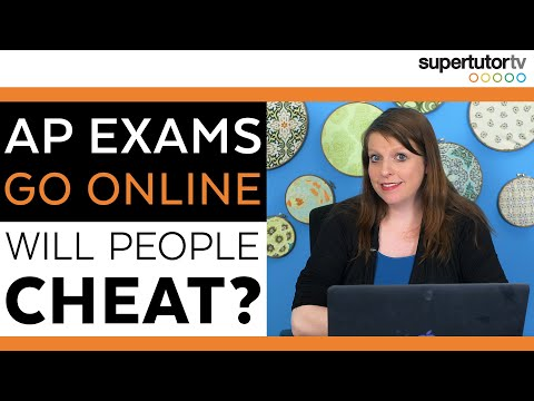 AP Exams Go Online: Will People Cheat?