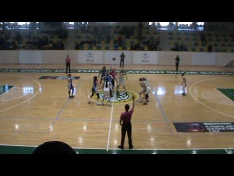 Apr. 2, 2017 - Istanbul University 86 vs Samsun 101
