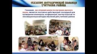 Презентация методического объединения учителей русского языка и литературы