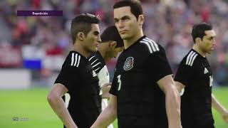 MEXICO vs PANAMA   PES 2020