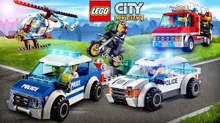 LEGO : Fire Truck. Lego Police. Police Car. NEW Airport - LEGO | LEGO Game My City 2