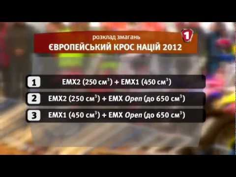Motocross of European Nations in Kiev 2012