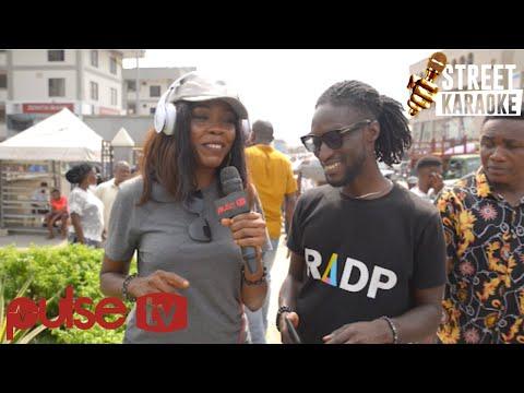 Nigerians Sing To Olamide: Bobo, Dj Spinall: Nowo And Phyno: Fada Fada | Pulse TV | Street Karaoke