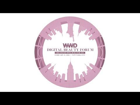 2016 Digital Beauty Forum - Claudia Soare, Anastasia Beverly Hills