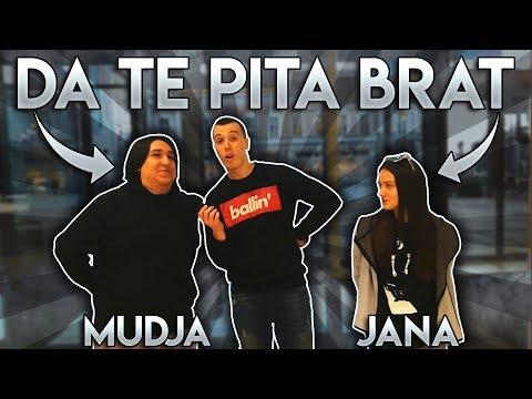 DA TE PITA BRAT #4 (spec. gosti: Mudja i Jana Dacovic)