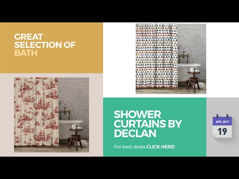 Shower Curtains By Declan Great Selection Of Bath Products