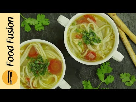 how to make homemade soup from scratch