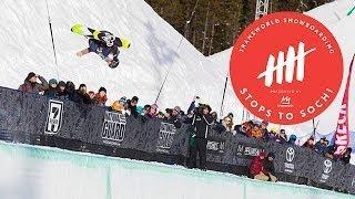 Torah Bright beats Kelly Clark at 2013 Dew Tour Womens Pipe Finals - TransWorld SNOWboarding